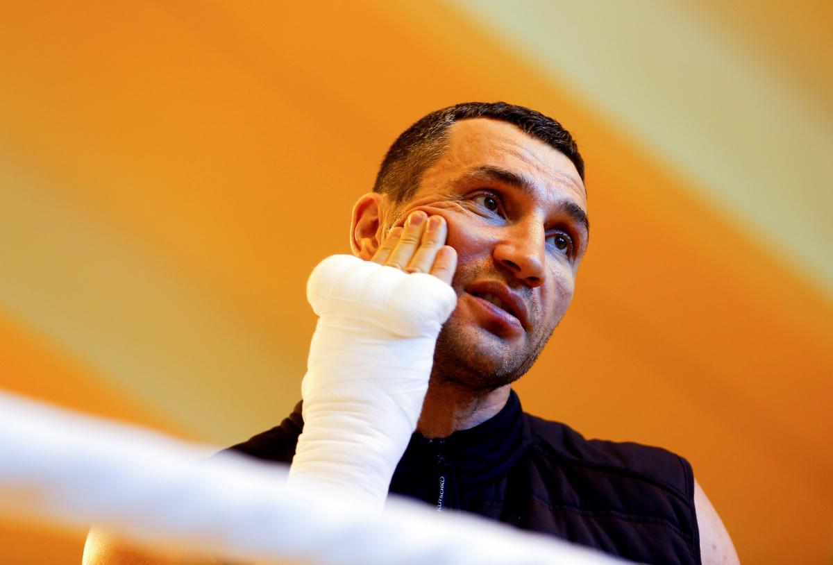 Владимир Кличко назвал условие своего возвращения на ринг / REUTERS