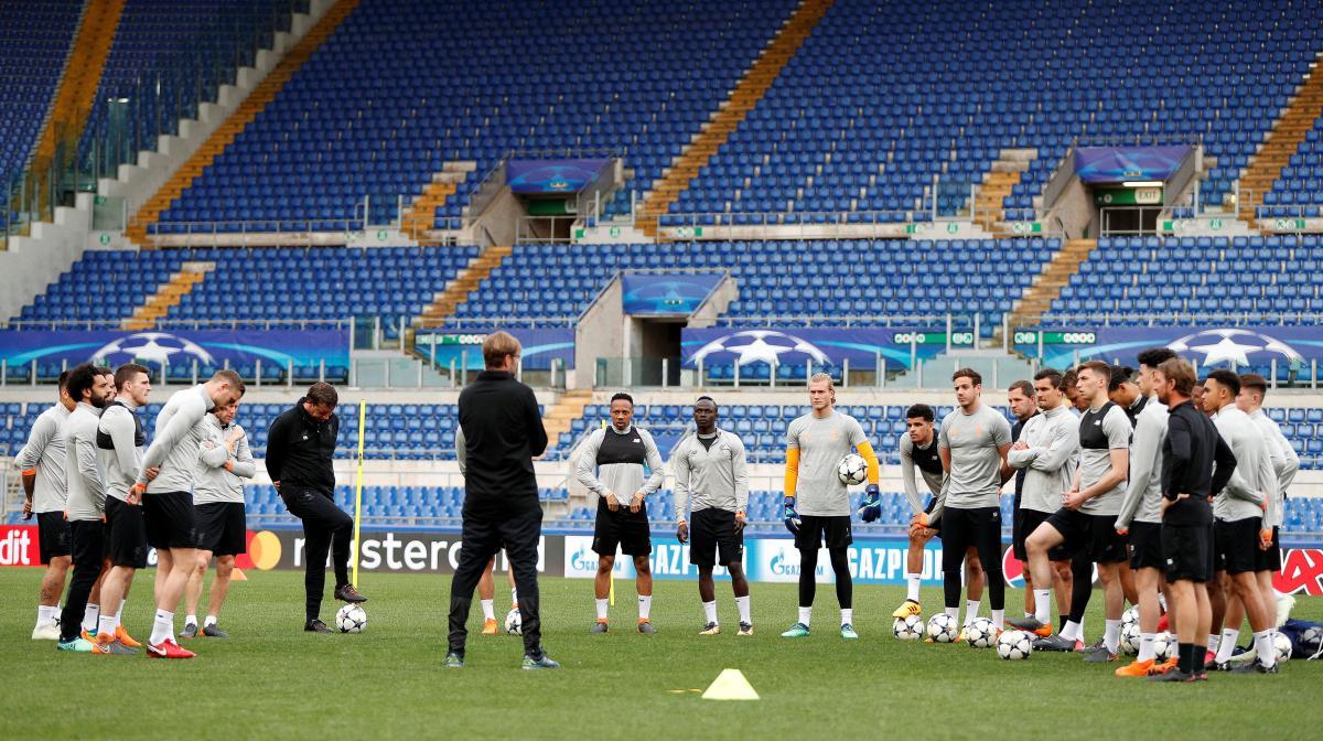 """Сегодня """"Ливерпуль"""" встретится в ответном полуфинальном матче с """"Ромой"""" / REUTERS"""