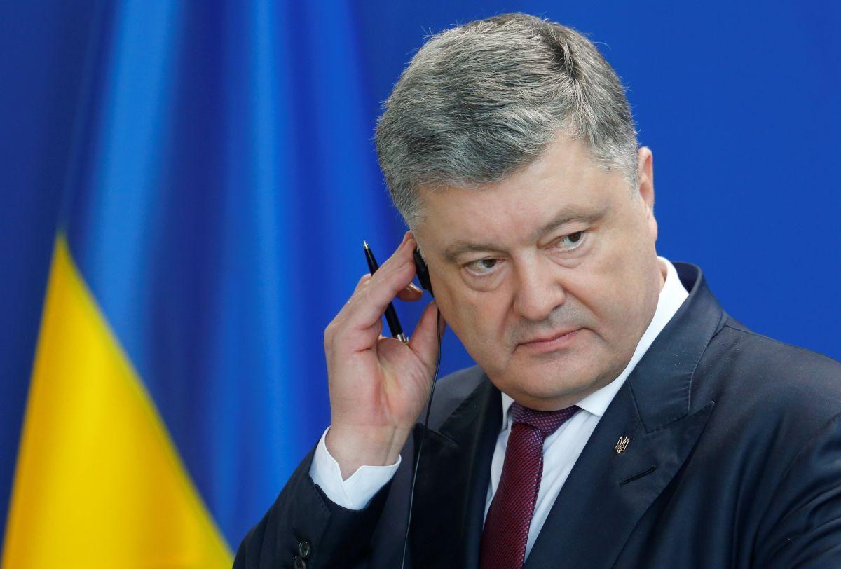 Петро Порошенко очікує, що РФ спробує втрутитись в українські вибори / REUTERS