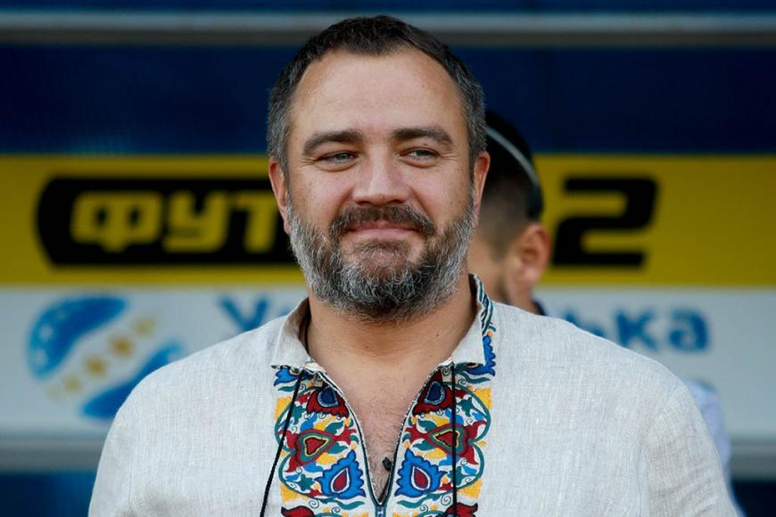 Андрій Павелко / komandaonline.com