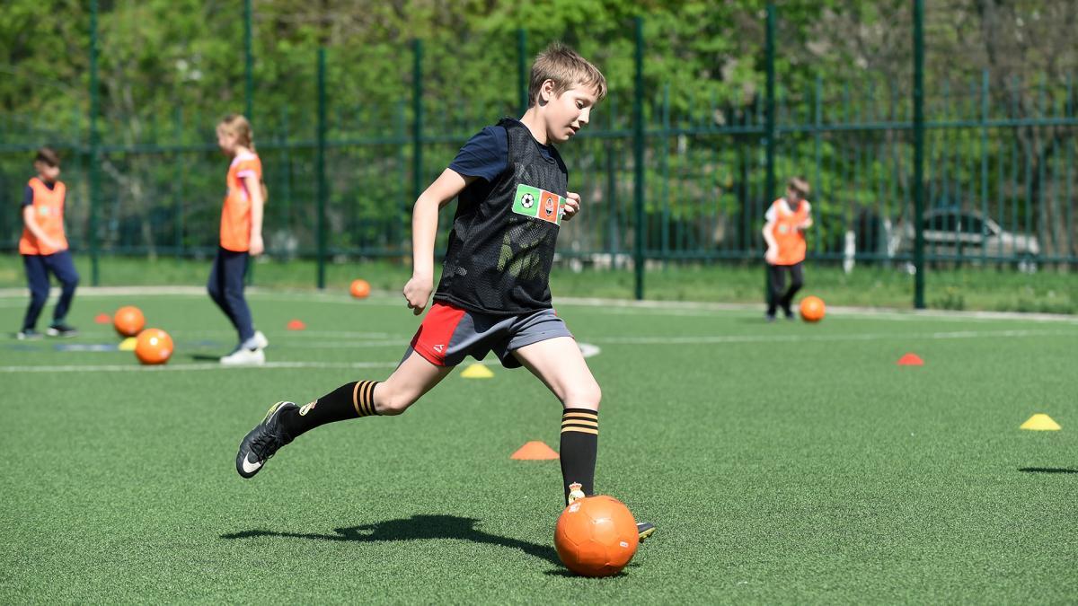 """ФК """"Шахтер"""" основал социальный фонд, одной из целей которого будет развитие массового детского футбола/ shakhtar.com"""