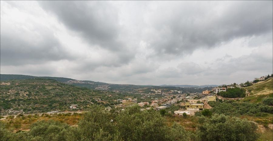 Деревня Пкиин в Восточной Галилее / lookatisrael.com