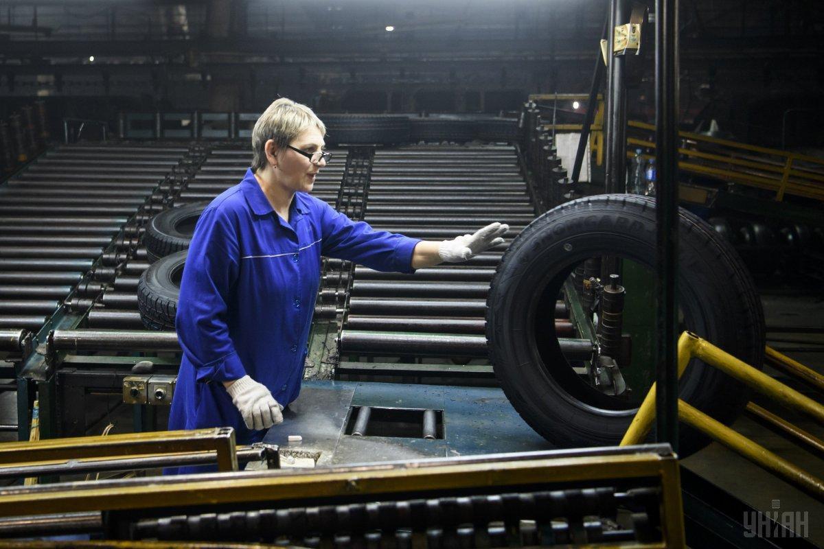 Акционеры производителя шин «Росава» приняли решение о ликвидации предприятия / фото УНИАН