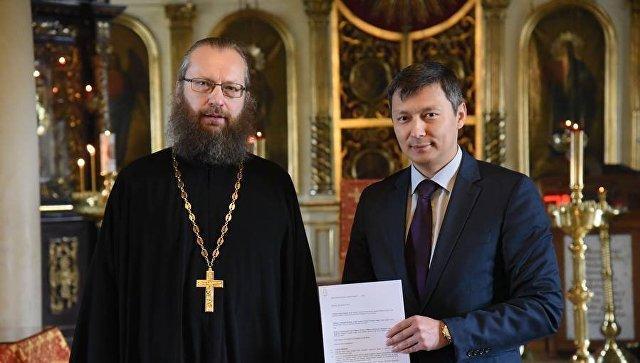Таллін виділив 180 тисяч євро на реставрацію православної церкви / Казанська церква в Талліні