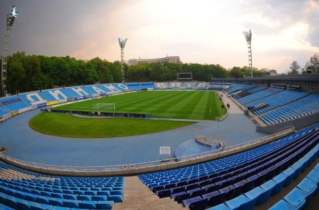 "Стадион ""Динамо"" им. Валерия Лобановского / stadiums.at.ua"