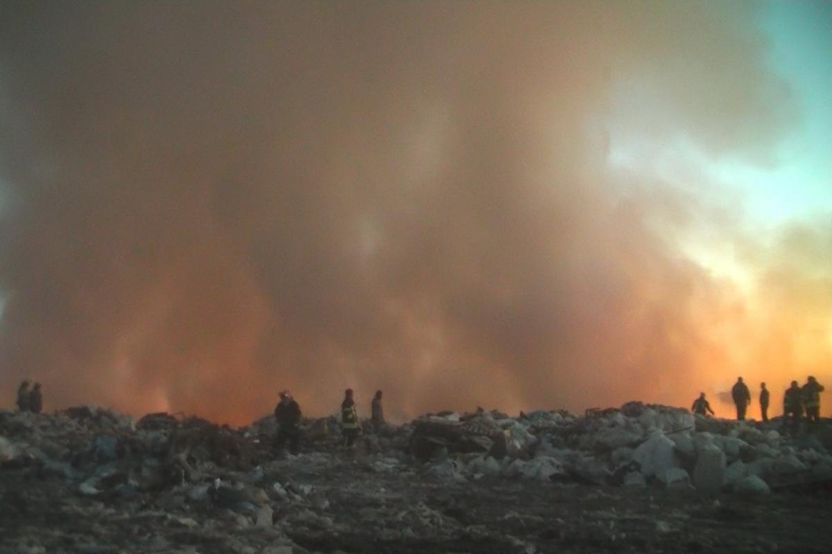 Причина возникновения возгорания выясняется / фото dsns.gov.ua
