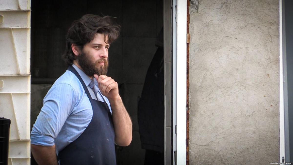 Рафаэль Маркес Лусварги- первый иностранец, которого осудили за участие в боях на Донбассе на стороне боевиков / фото radiosvoboda.org