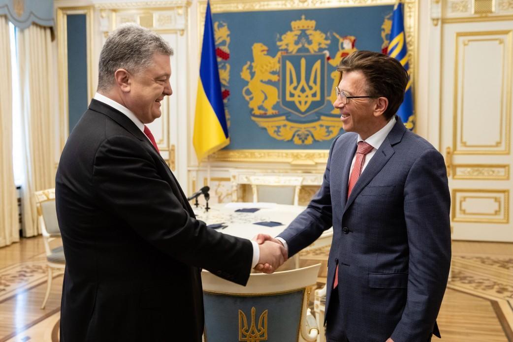 Петро Порошенко: / president.gov.ua