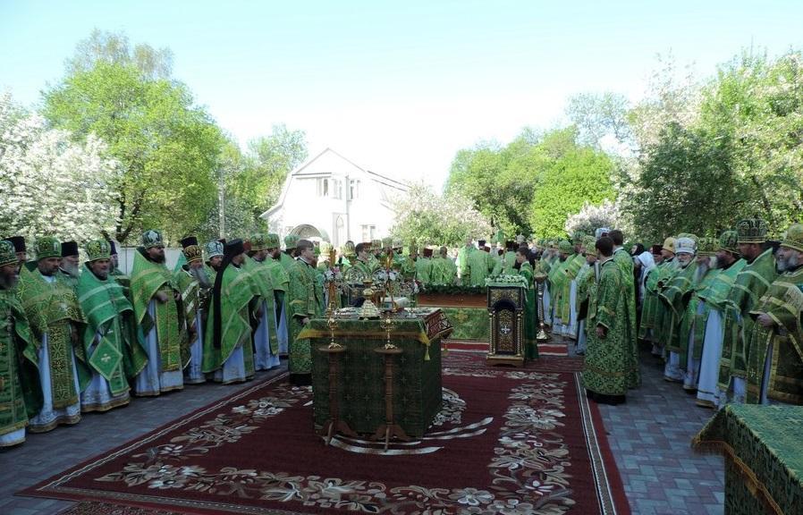 В Введенском женском монастыре г. Нежина прошло торжественное богослужение / orthodox.cn.ua