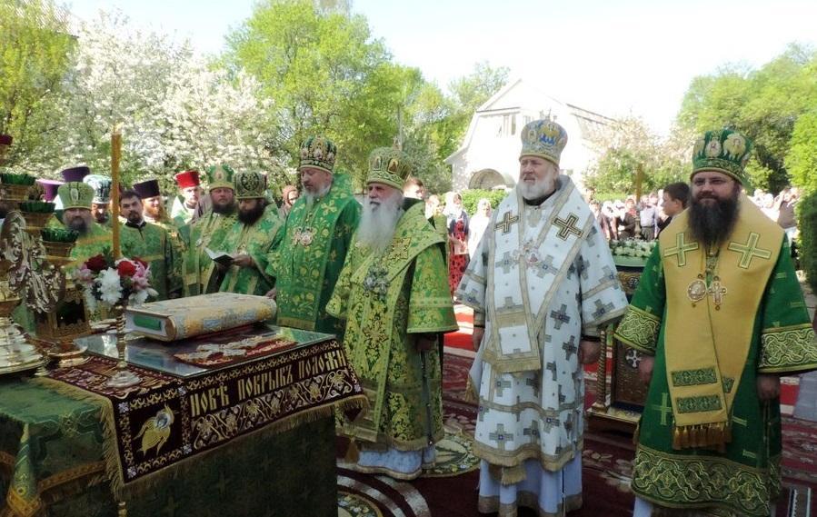 В Нежине почтили память преподобной Изумруды / orthodox.cn.ua
