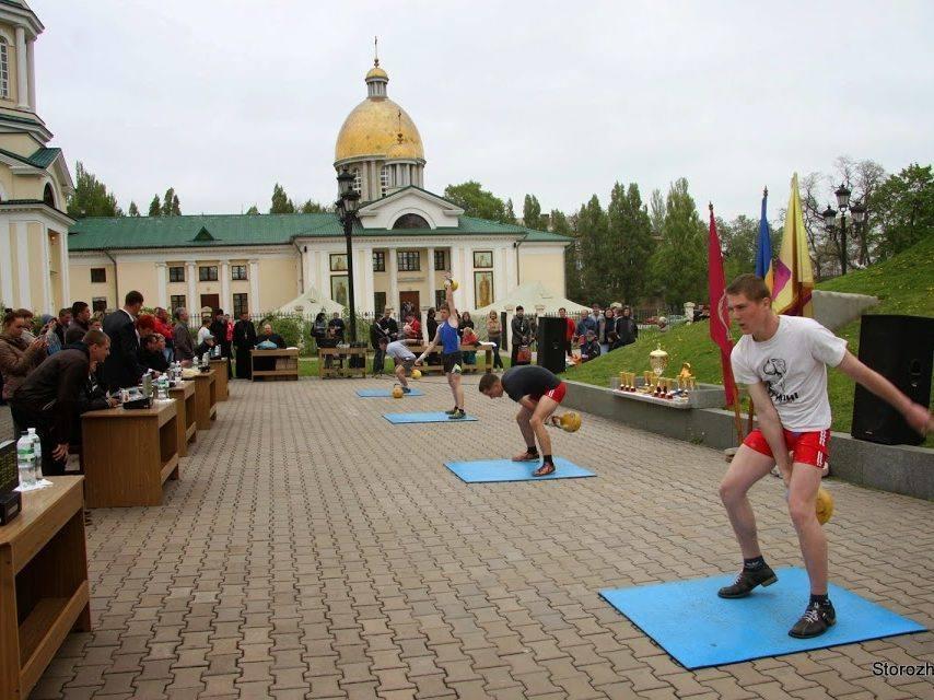 Молодежь будет оспаривать звание сильнейшего в трех возрастных категориях / hramzp.ua