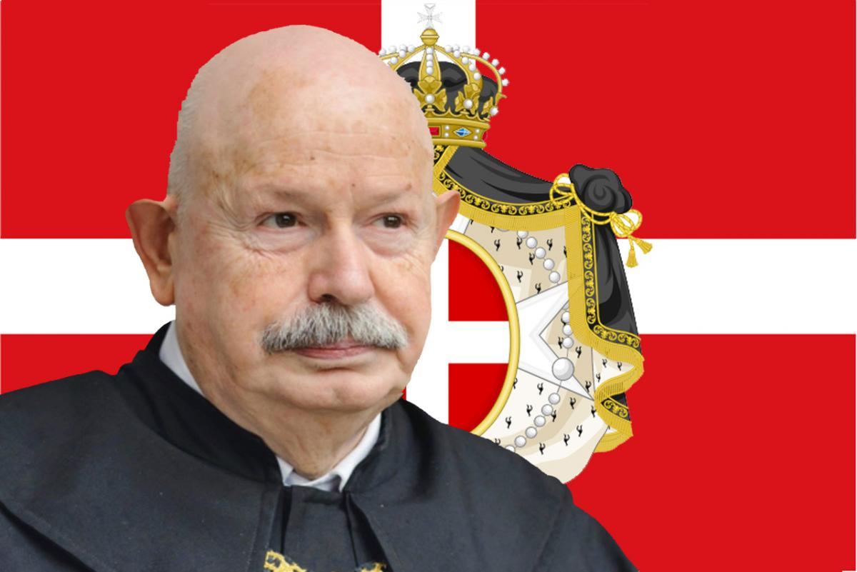 Великий магистр избирается на пожизненный срок / catholicherald.co.uk