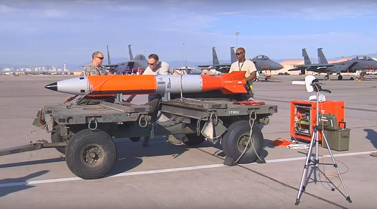 Первая партия бомб поступит на вооружение к 2020 году / Фото AiirSource Military