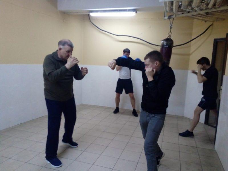 В Калининграде в соборе открыли клуб единоборств / kdeparh.ru