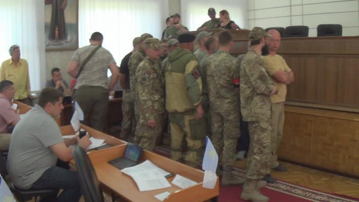 Стрельба в Никополе / Фото: city-nikopol.com.ua