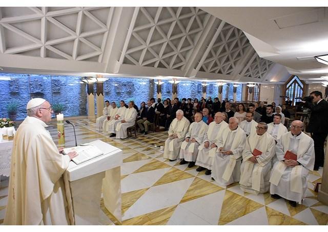 Папа Римский: епископы призваны защищать веру своей паствы / ru.radiovaticana.va