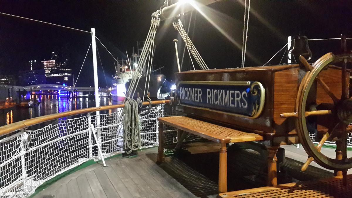 Корабль-музей Rickmer Rickmers / Фото Марина Григоренко