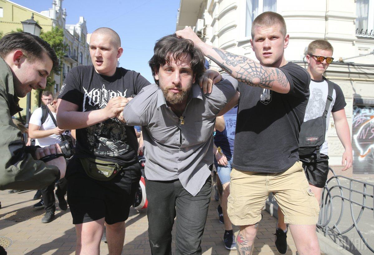 В Украине Лусварги осудили за терроризм / фото УНИАН