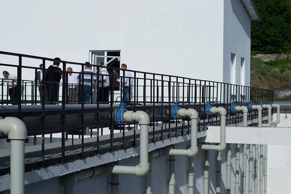 У Чорткові проведуть реконструкцію біологічних очисних споруд / фото oda.te.gov.ua