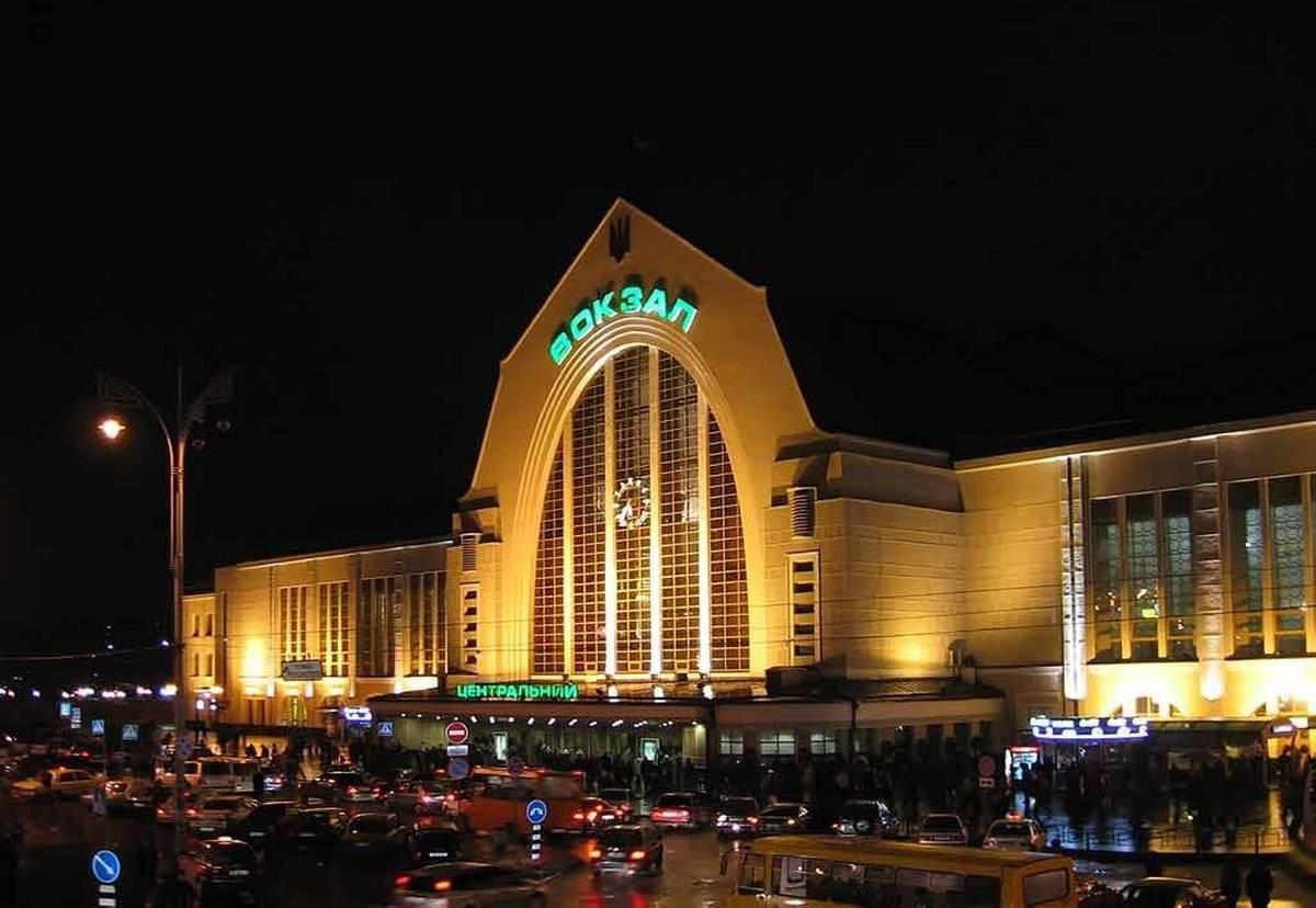 Сегодня кассы на центральном вокзале Киева будут работать дольше / vokzal.org.ua
