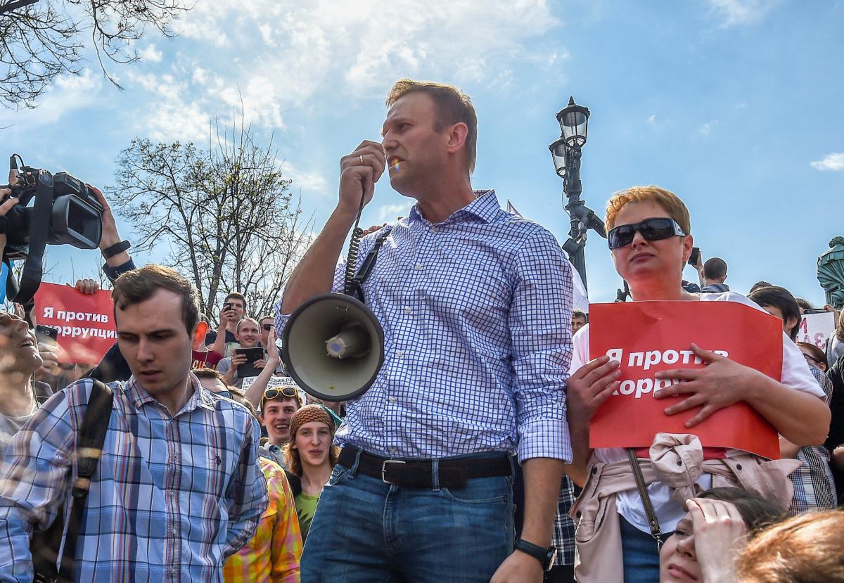 Олексій Навальний / REUTERS