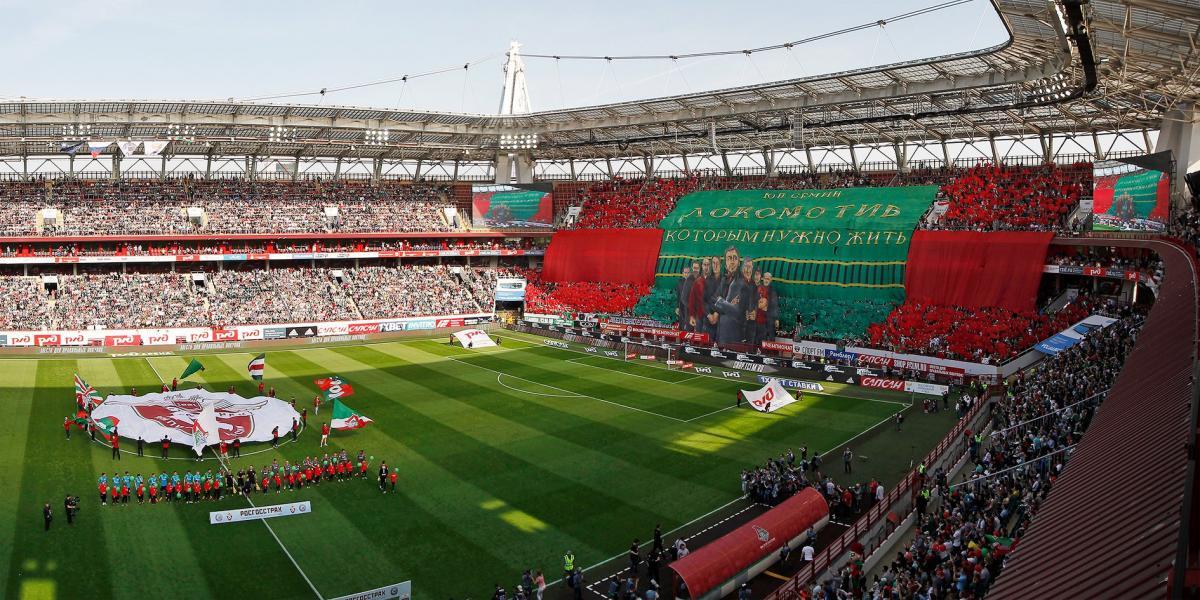 """""""Локомотив"""" в третий раз стал чемпионом России / facebook.com/fclokomotiv"""