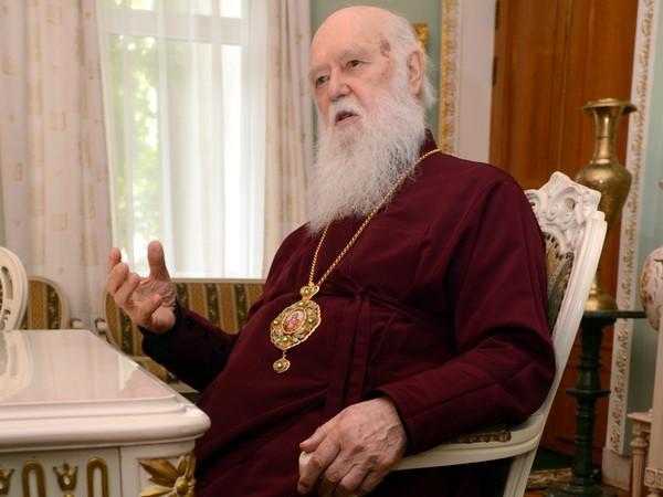 89-річний очільник Київського Патріархату не збирається іти на спочинок / fakty.ua
