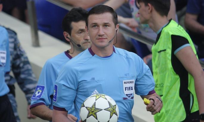 Юрій Можаровський / ua-football.com