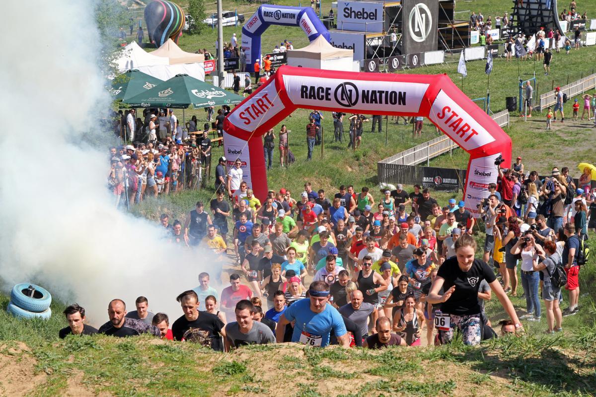 Почти 2 тысячи участников приняли участие к киевской гонке / www.racenation.ua
