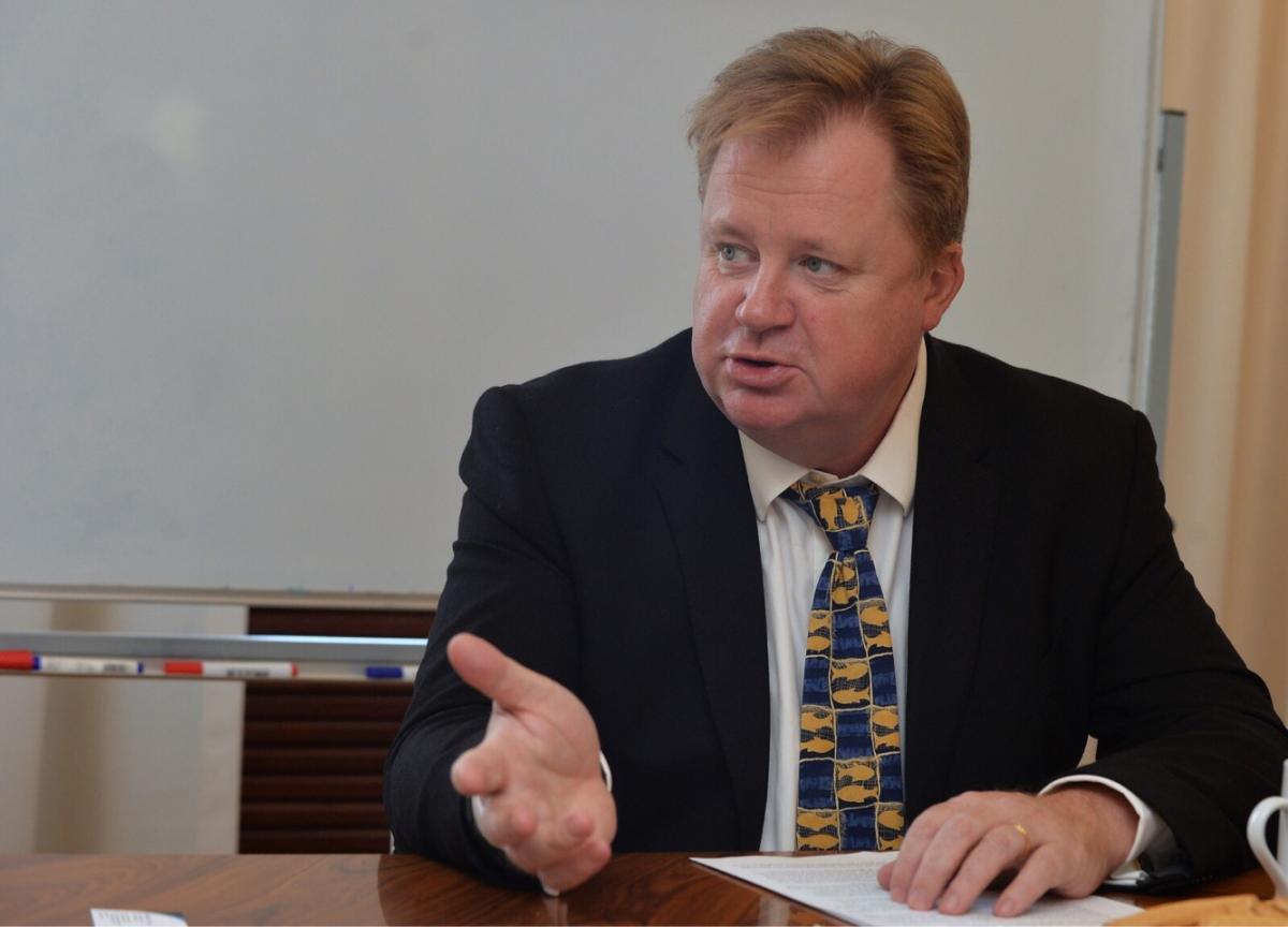 Майкл Джон Фогго владелец компании «Украинская национальная лотерея»