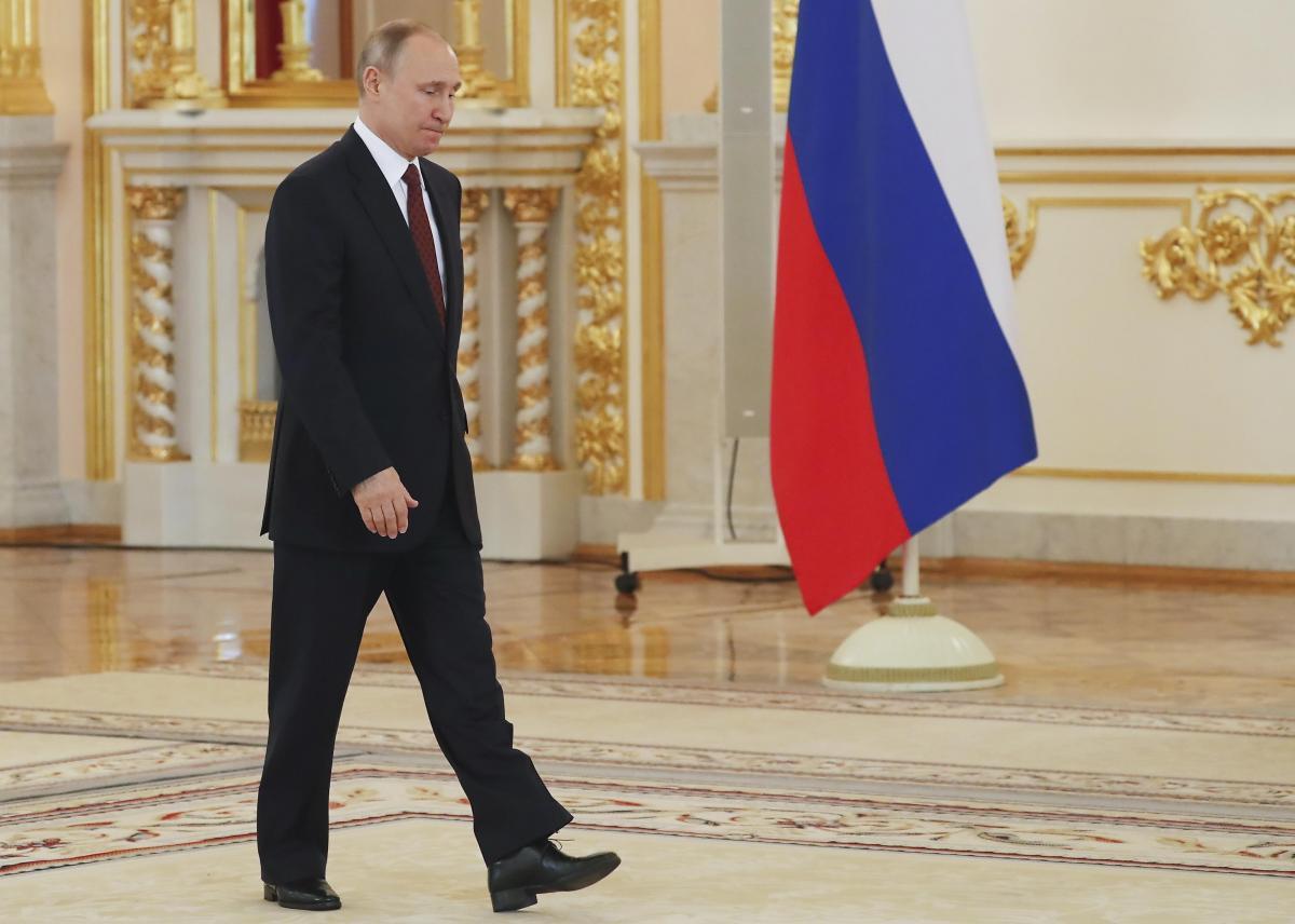 Путин и будущее рф
