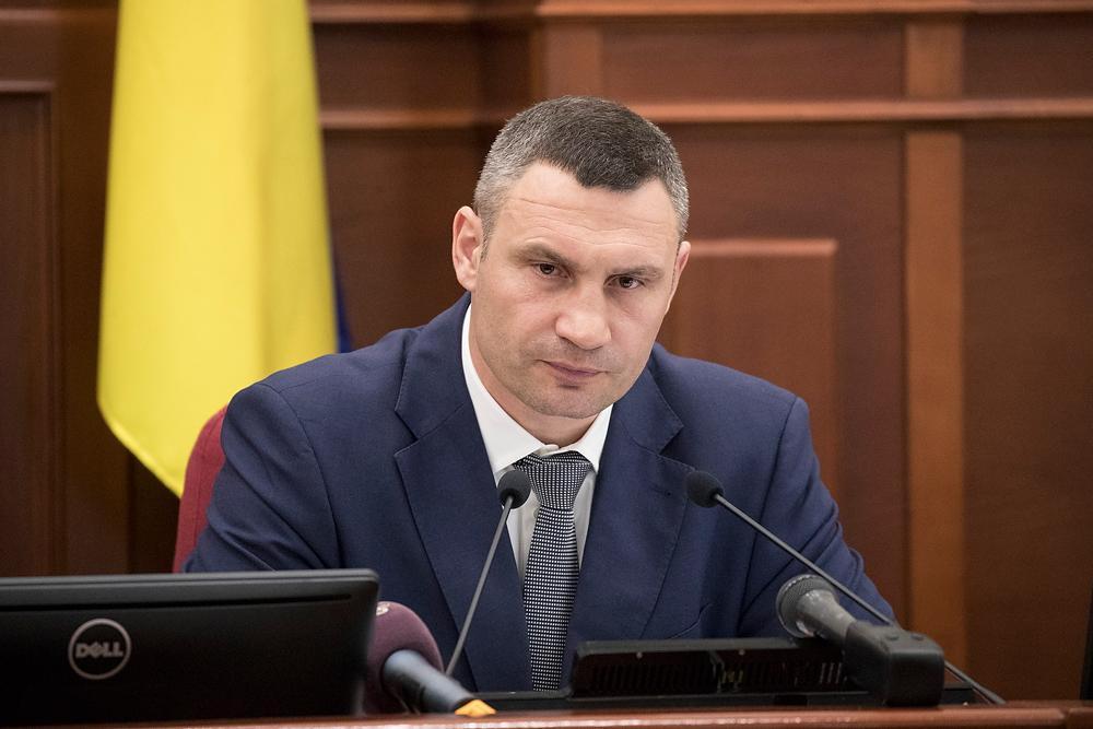 Кличко заявил о возвращении в коммунальную собственность фонтанный комплекс на улице Крещатик, 25 / фото kiev.klichko.org