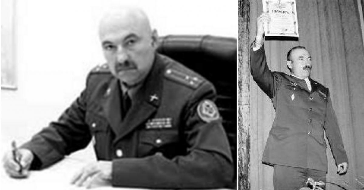 Генерал-майор Степан Степанович Ярощук / фото Bellingcat