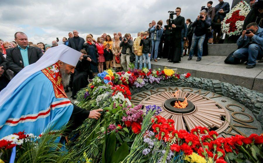 Митрополит Онуфрій 9 травня очолить панахиду / facebook.com/church.information.center