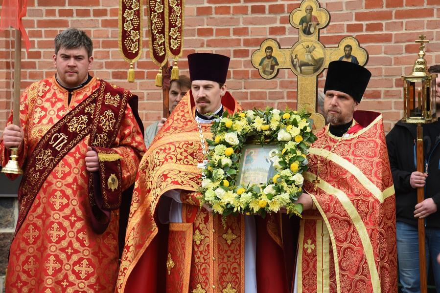 В Пюхтицком Успенском монастыре состоялось празднование дня памяти св. блж. Екатерины Пюхтицкой / monasterium.ru