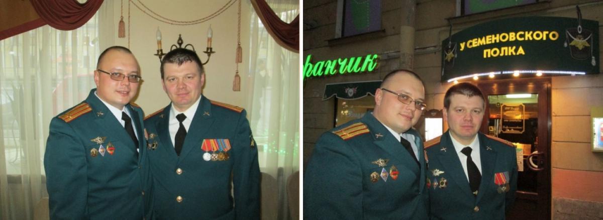 Сергій Сергійович Юрченко, позивний «Воронеж» / фото Bellingcat
