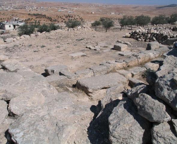 Руины открыты в ходераскопок на участке близ Иерусалима / christianpost.com