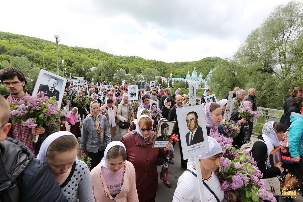 У Святогірську пройде хресний хід і панахида за загиблими у Другій світовій / svlavra.church.ua