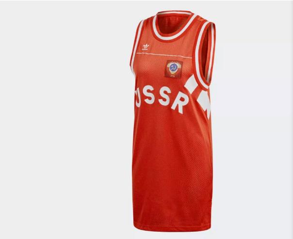 b83478c796217f Компанія Adidas видалила зі свого сайту зображення товарів з колекції  спортивного одягу з гербом Радянського Союзу і написами USSR (СРСР).