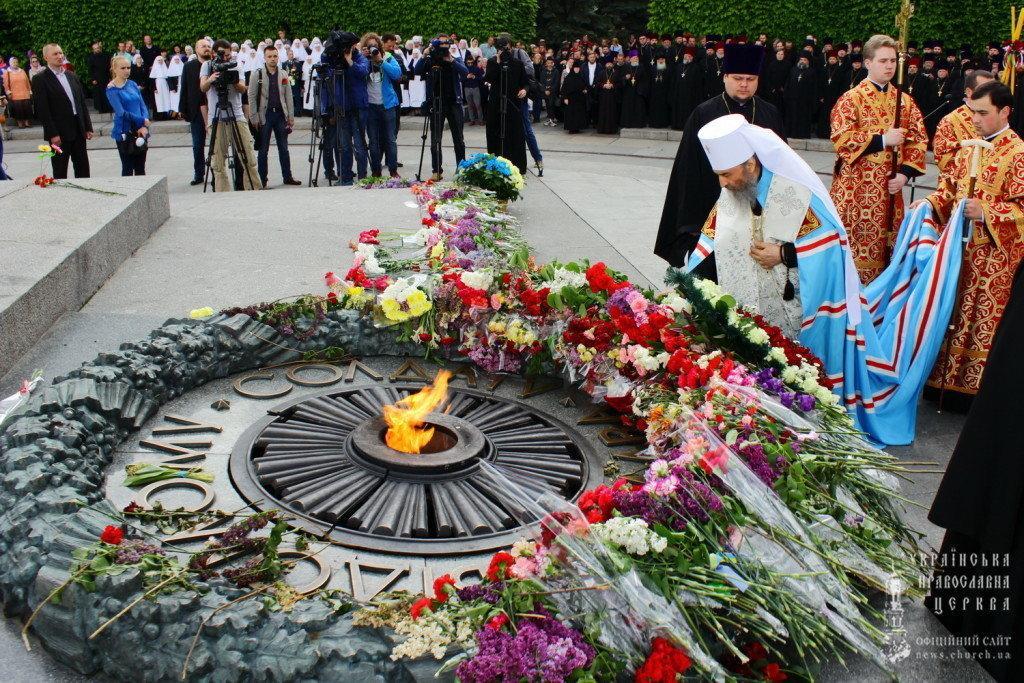 Богослужіння звершуватимуться 8 та 9 травня / news.church.ua