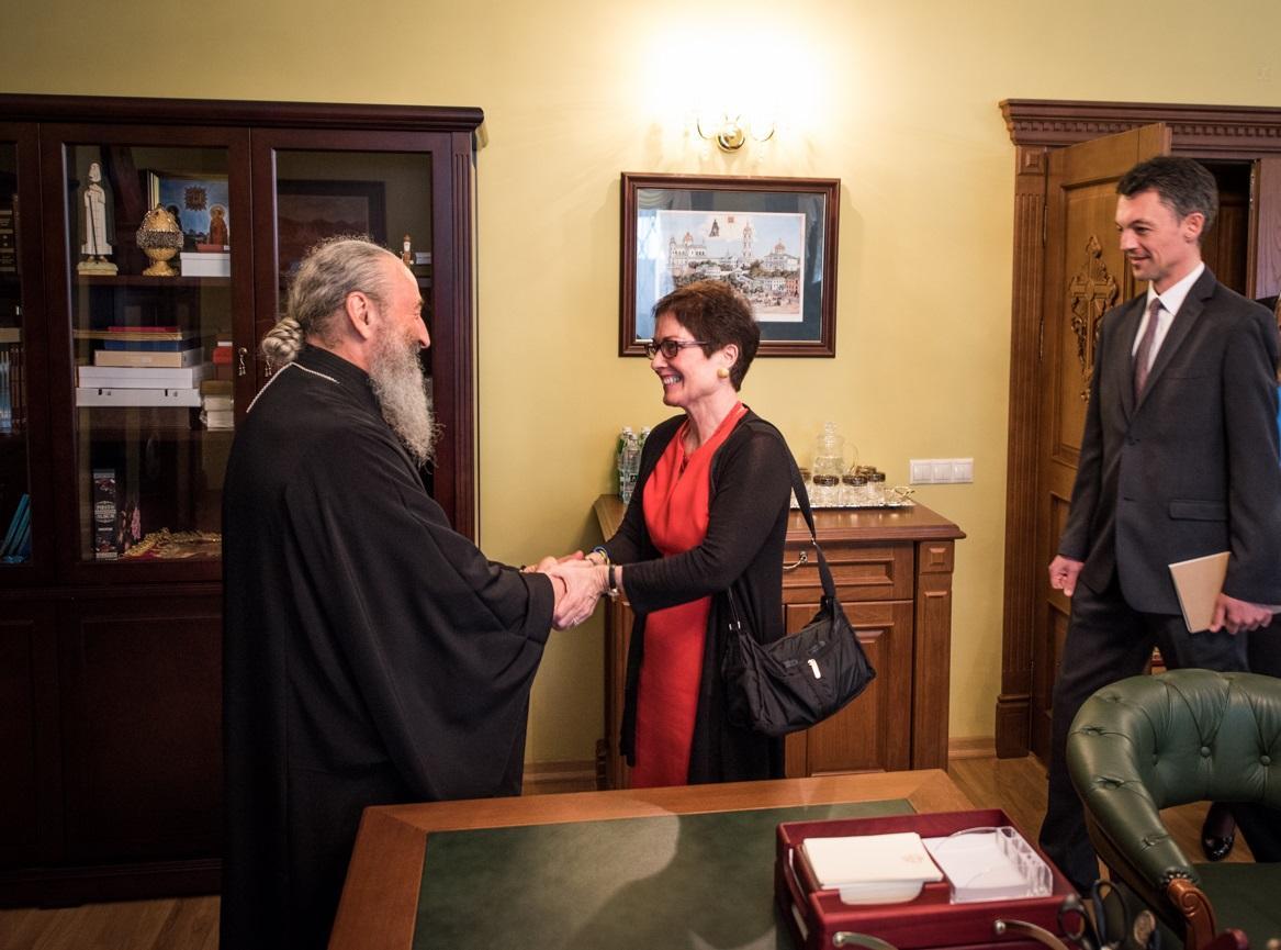 Во время встречи обсуждались вопросы межконфессиональных отношений / news.church.ua