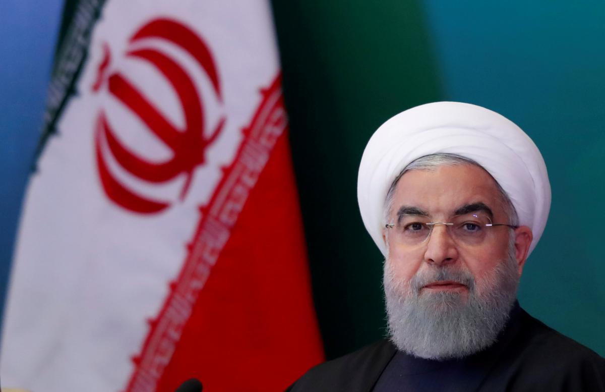 Хасан Роухані / REUTERS