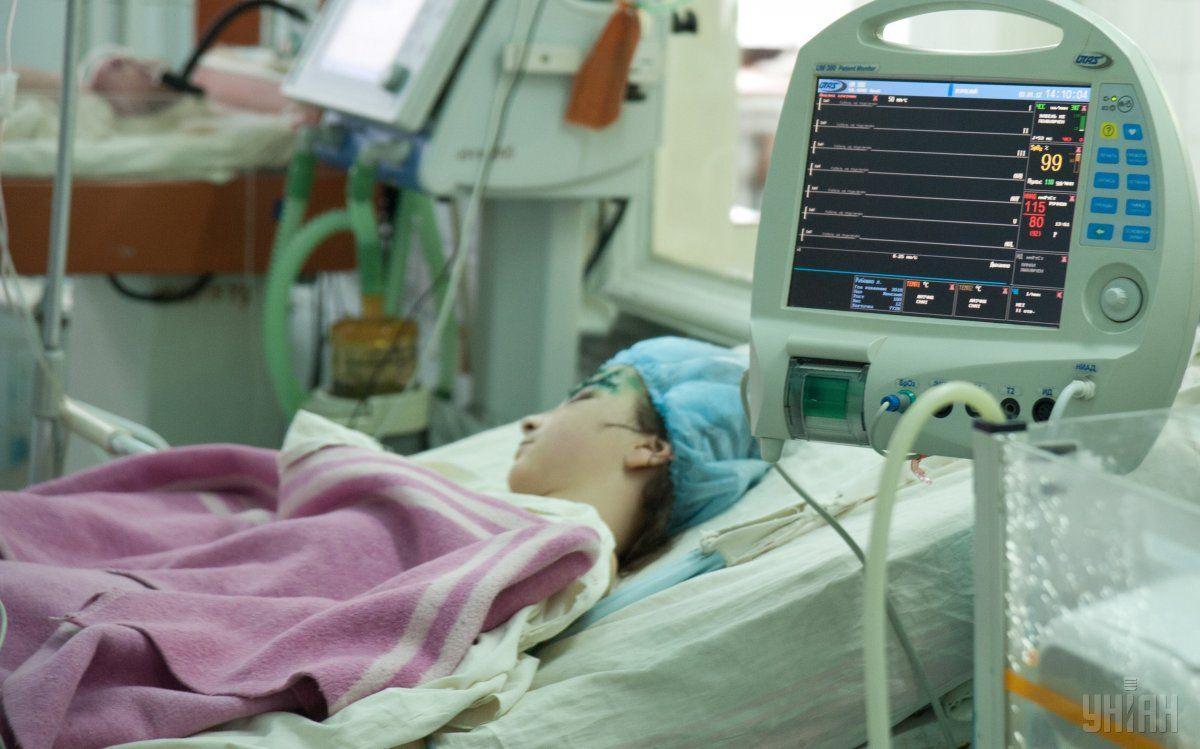 Від помилок лікарів помирає понад 30 пацієнтів щодня / фото УНІАН