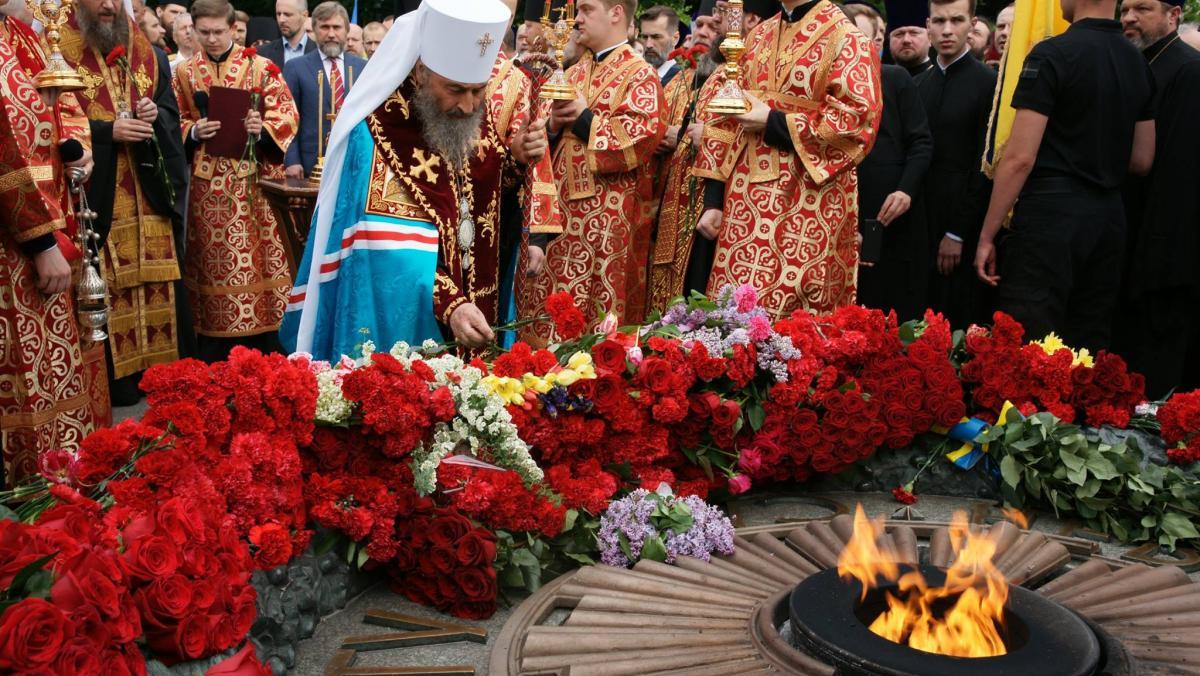 9 мая во всех храмах молятся о погибших во Второй мировой войне / Центр информации УПЦ