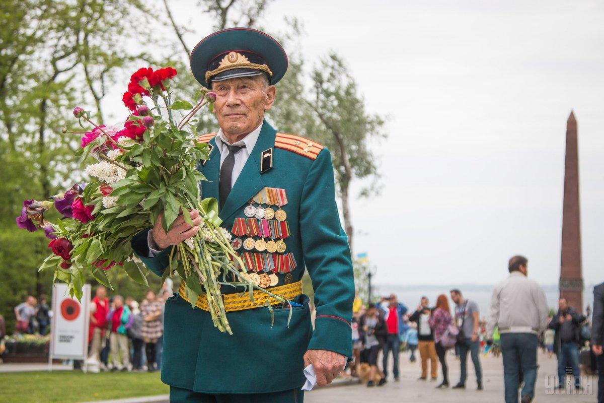 8 и 9 мая украинцывспоминают героев, благодаря которым закончилась Вторая мировая / фото УНИАН