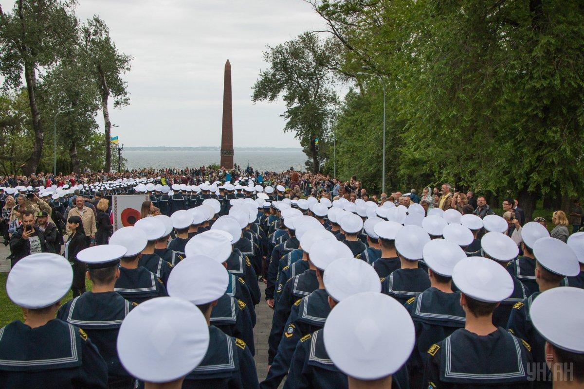 9 травня - День Перемоги у Другій світовій війні / УНІАН