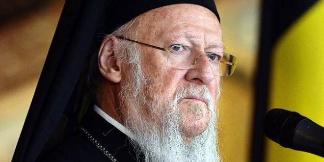 Вселенский Патриарх Варфоломей был госпитализирован 6 мая / 112.ua