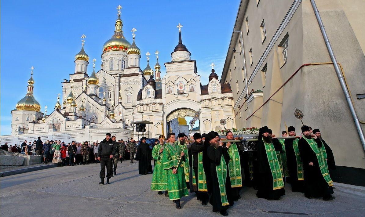 Тысячи православных прибудут в Почаев на празднование / pochaev.org.ua