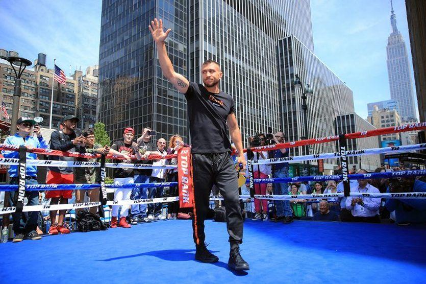 Ломаченко хоче перейти в більш важку вагову категорію / boxingscene.com