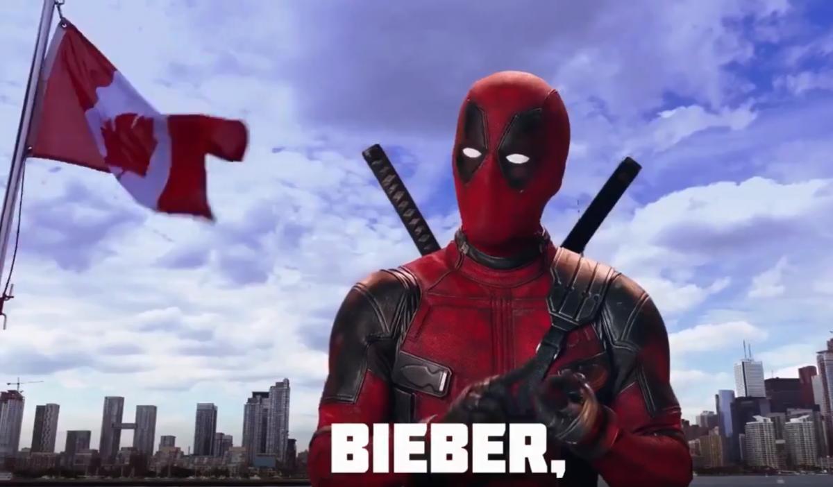 Райан Рейнольдс записал видеообращение в образе Дэдпула / Twitter - Ryan Reynolds